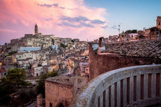 Postcard: Slice of beauty in Matera, Italy
