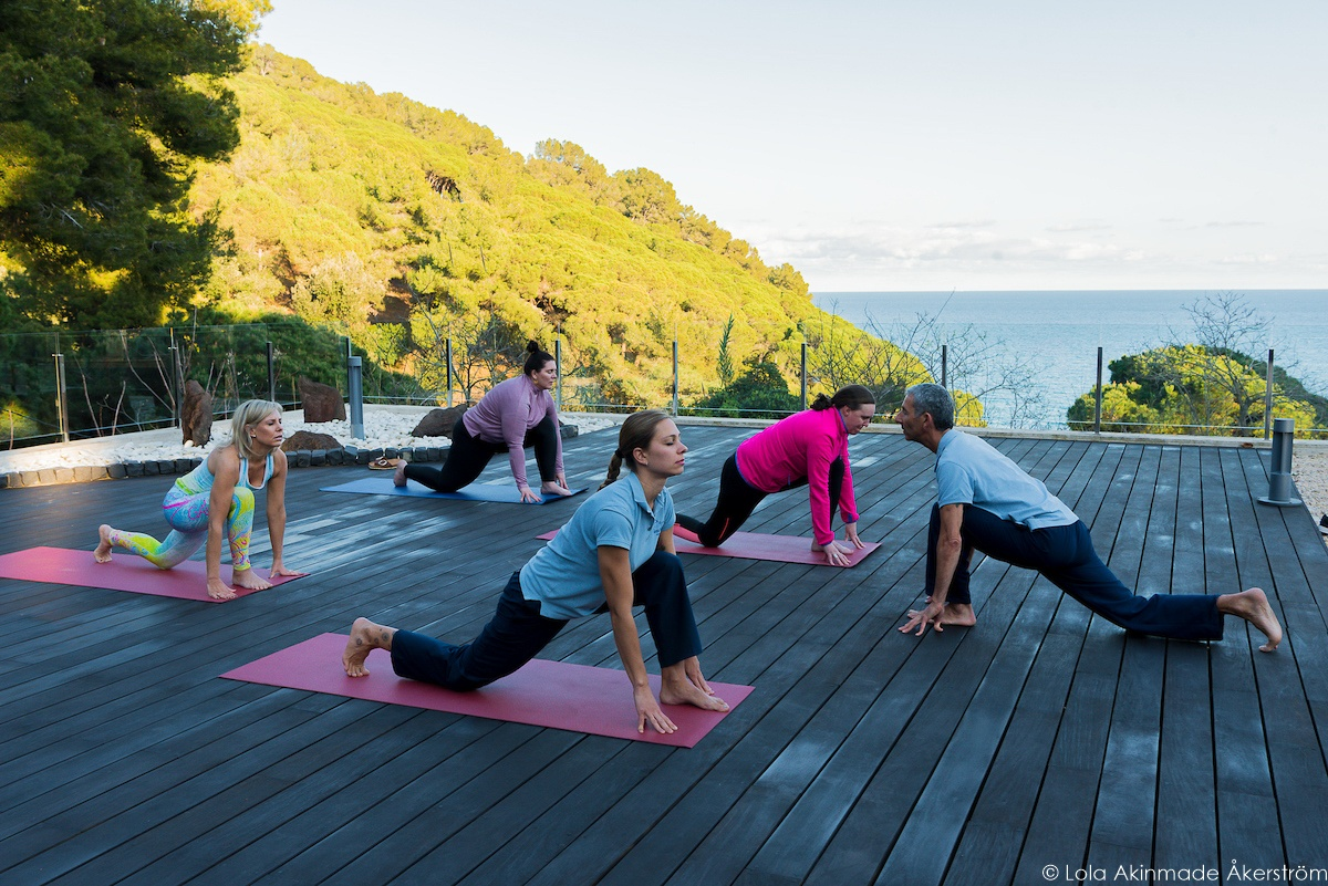 Yoga experiences in Costa Brava