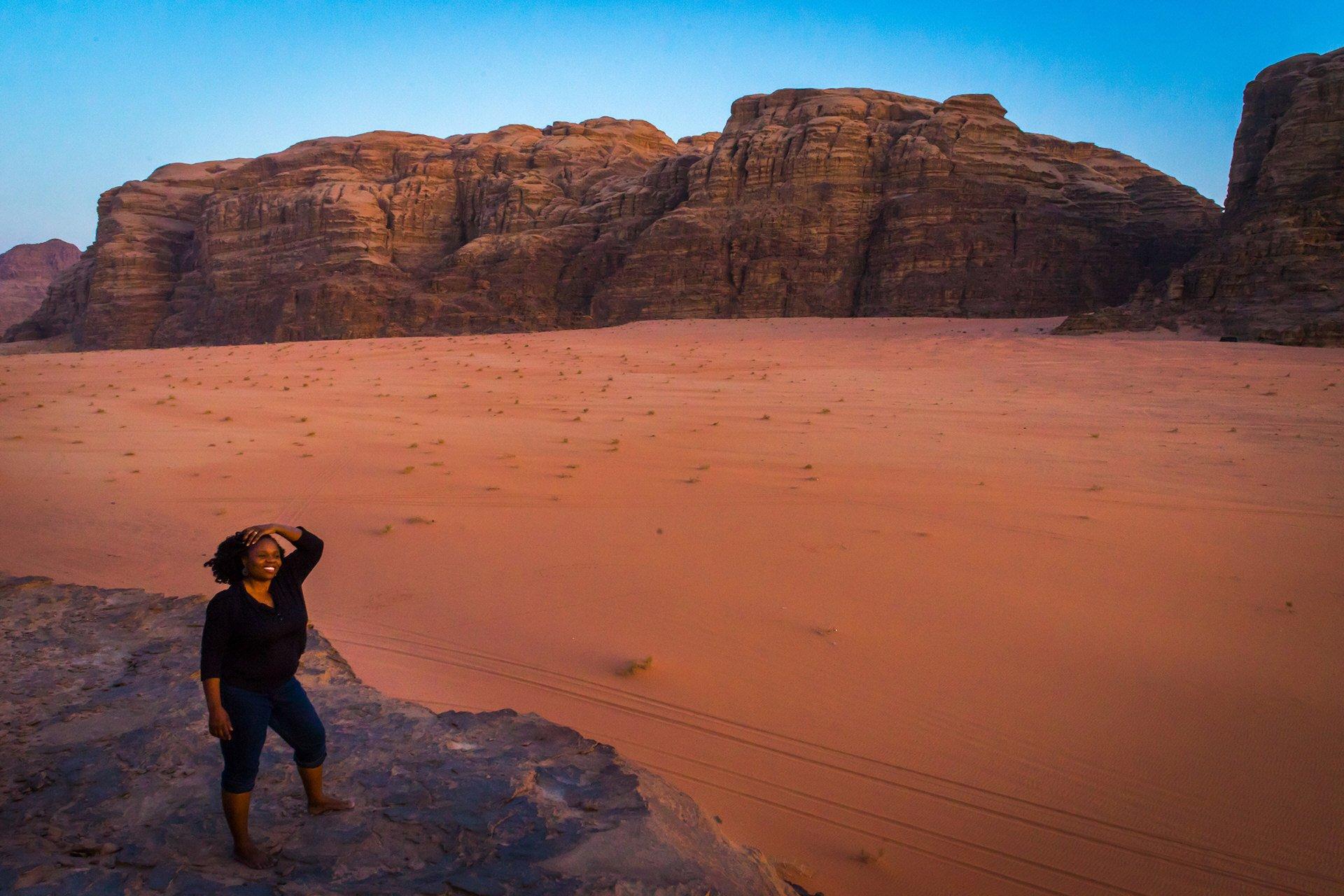 100 Daily Reminders - Lola Akinmade Åkerström in Jordan